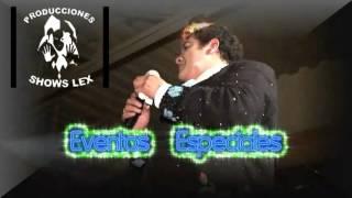 el  mejor   imitador  juan  gabriel  cantando en  vivo