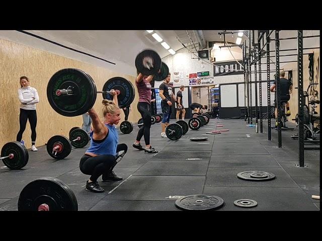 SNAPSHOT @ Weightlifting 101 Weekend Seminar / Day 1 - Session 3