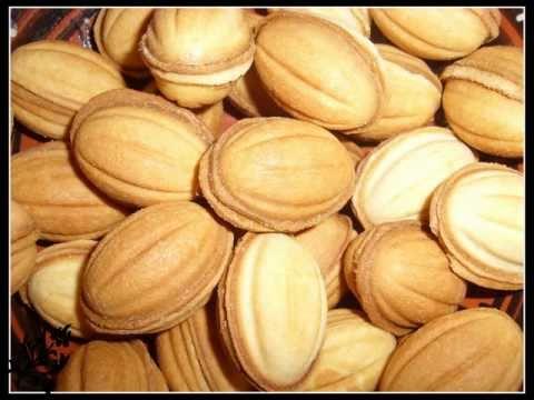 Recette de gateau au noix et caramel