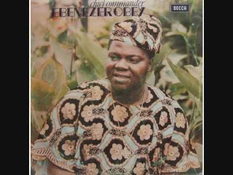 Download EBENEZER OBEY - Osika Gbagbe Ola