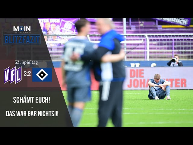 Scholles Blitzfazit zum Spiel | VfL Osnabrück 3:2 HSV / Saison 20/21 | #020