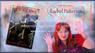 Pagan Portals Hoodoo Folk magic book by Rachel Patterson
