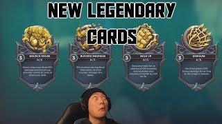 Rundown of All New LEGENDARY CARDS in OB64
