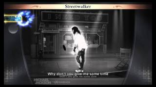 Michael Jackson The Experience Streetwalker (PS3) (FULL HD)