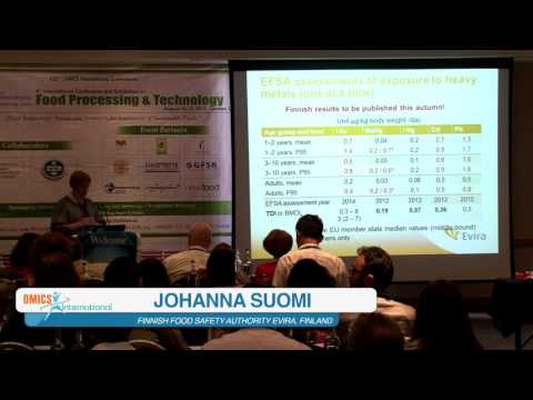 Johanna Suomi | Finland | Food Technology-2015 | Conferenceseries LLC