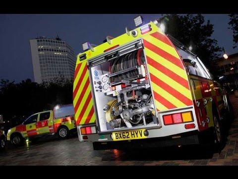 Toyota At Work: West Midlands Fire Service
