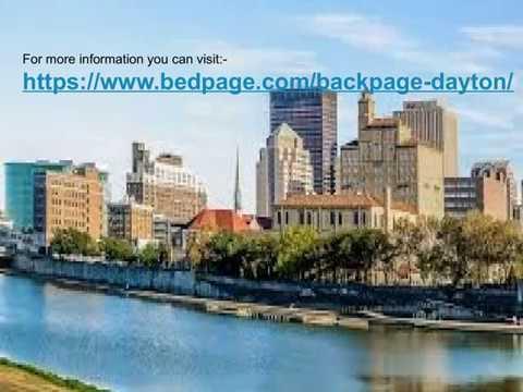 Dayton backpage