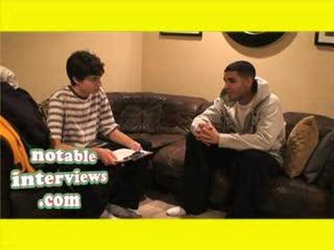 "LIVE Aubrey ""Drake"" Graham Interview"