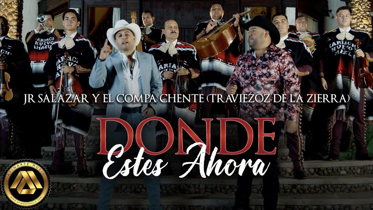 Jr Salazar & Traviezoz de la Zierra - Donde Estés Ahora (Video Oficial)
