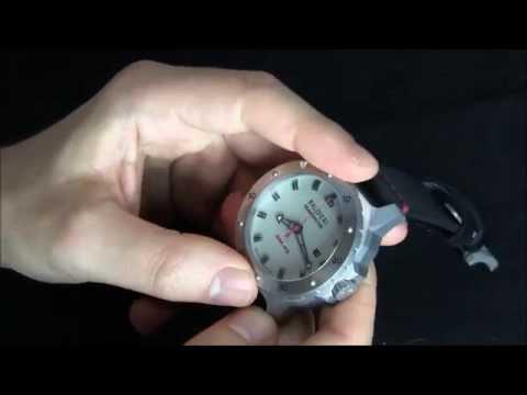Alessandro Baldieri Seamonster SM-46 Watch Review   aBlogtoWatch