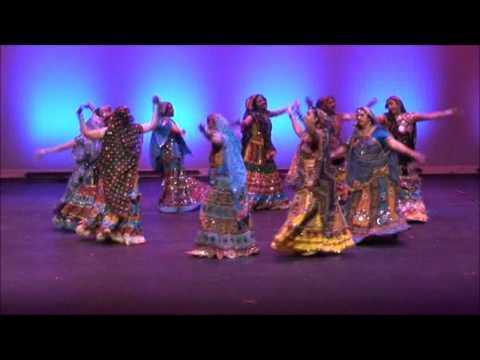 Dholi Taro Dhol Baje - FMGCS Talent Show 2012
