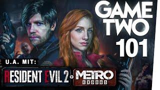 Resident Evil 2, Metro Exodus, Ashen, New Super Mario Bros. U Deluxe | Game Two #101