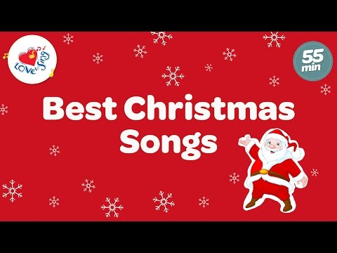 Best Christmas Songs Playlist 2016 🎅 | Children Love to Sing