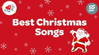 Best Christmas Songs Playlist 🎅 | Love to Sing