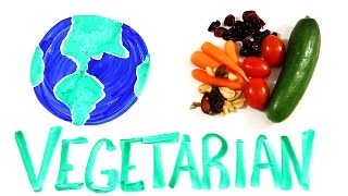 Repeat youtube video What If The World Went Vegetarian?