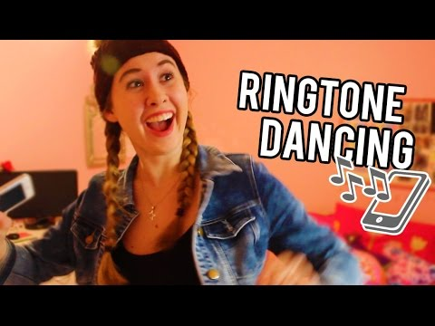 When You Dance To Your Ringtone