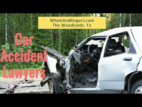 The Woodlands Tx Car Accident Lawyer - What to do if you're in an accident