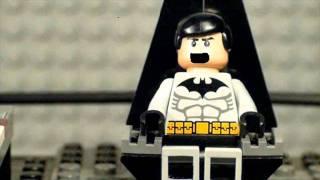 lego batman talk to agent chase