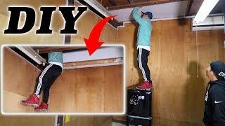 閉ざされた2階へ突入(DIY)