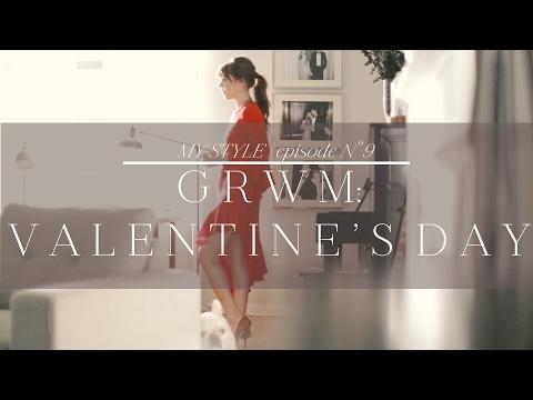 GRWM: Valentine's Day | Episode No. 9