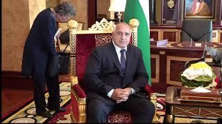 Бойко Борисов се срещна с министър-председателя на ОАЕ шейх Мохамед Бин Рашед Ал-Мактум