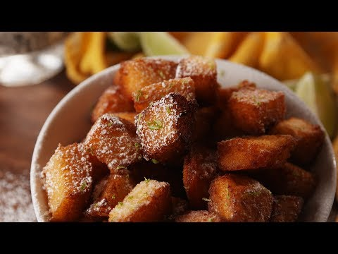 Katie Sommers - RECIPE: Fried Tequila Shots