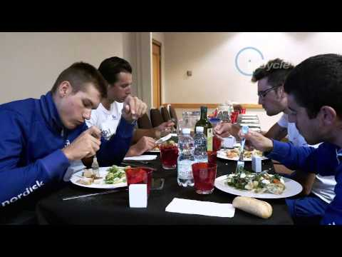 inCycle: Team Novo Nordisk-racing, nutrition and diabetes management