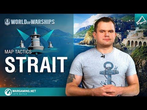 Map Tactics - Strait