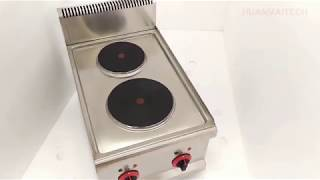 2 double electric hot plate st…