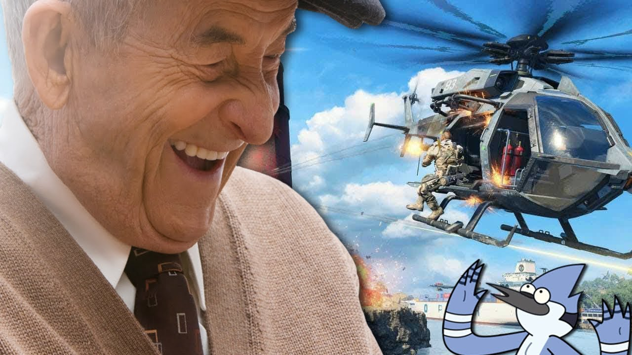 """Posh VOICE Troll on Call of Duty: BLACKOUT makes Players CRY! """"Dr. Cromwell & Mordecai"""""""
