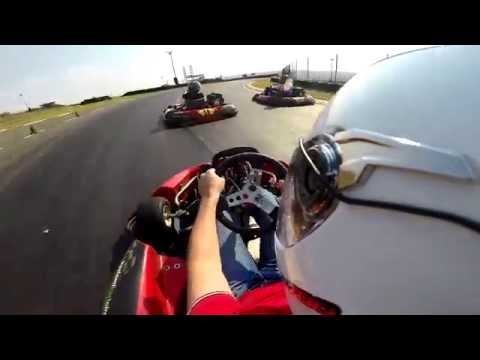 Karting Zwartkops - Is this the best track in SA?