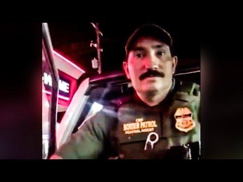 Jackass Montana Border Patrol Agent Harrasses Women For Speaking Spanish