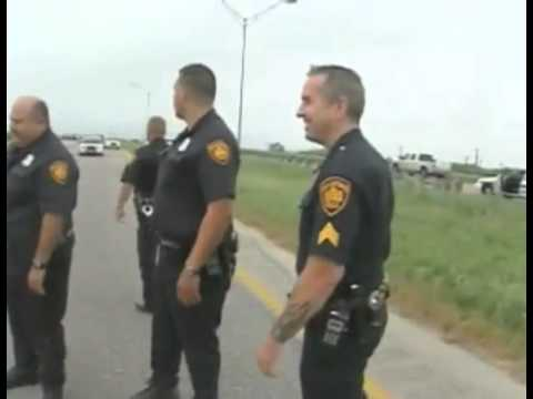 Alligator Attacks Cops!!!  Hilarious!!!