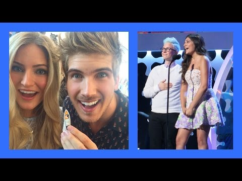 Teen Choice Awards Craziness! | iJustine