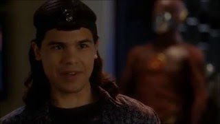 The Flash - Cisco and Nicknames
