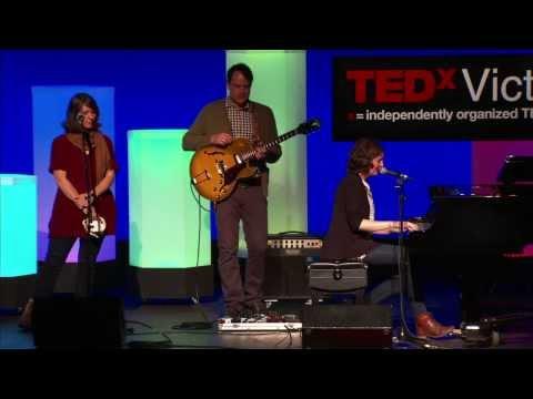 Kathryn Calder at TEDxVictoria 2013