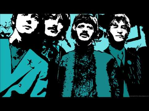 The Beatles- Lucy In The Sky With Diamonds (Remix) [Deep House]