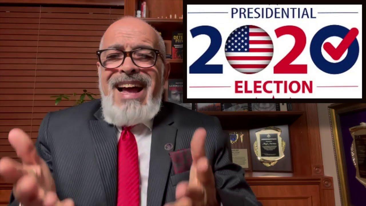 Elecciones En EEUU. Elección del Presidente/ Detective Angel