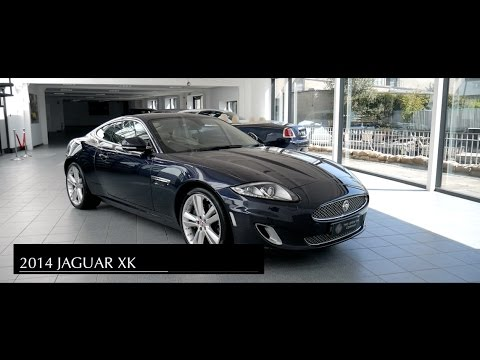 Amazing 2014 Jaguar XK Signature Edition