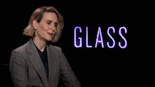 Glass Movie - Interview with Sarah Paulson