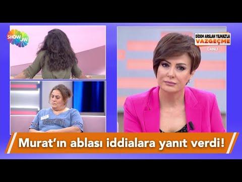 Murat Ocak'ın ablası iddialara yanıt verdi!