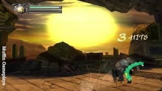 Rygar the battle of Argus Wii gameplay