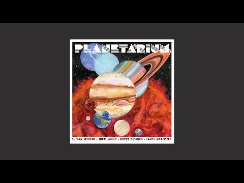 Very Short Review: Planetarium by Sufjan Stevens, Nico Muhly, Bryce Dessner and James McAlister
