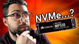 SSD, M.2 y NVMe: ¡Todo lo que necesitas saber!