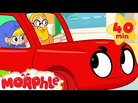 Morphle Gets MAD!!!! - My Magic Pet Morphle | Cartoons For Kids | Morphle TV