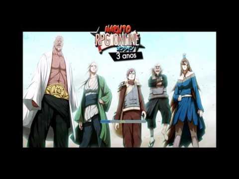 Naruto RPG Online - Epoca De Aburame ! (Nostalgia)