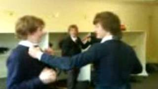 "school fight ""I don"