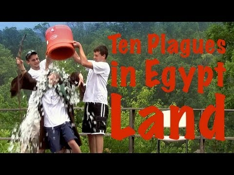 Ellen Allard Ten Plagues in Egypt Land Song  Childrens Passover Skit