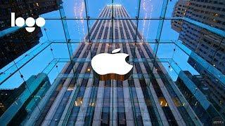 Gambar cover Apple — Logo Evolution