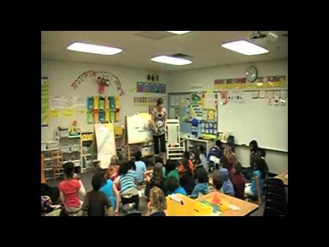 School Class Learns Breathing to Manage Stress | Stress Free Kids